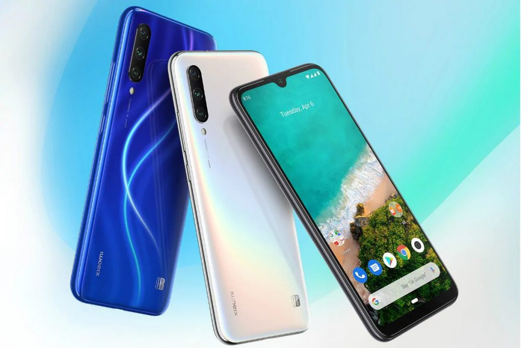 xiaomi, mi a3, android one