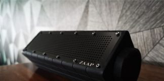 zaap, zaap bluetooth speaker, affordable bluetooth speakers