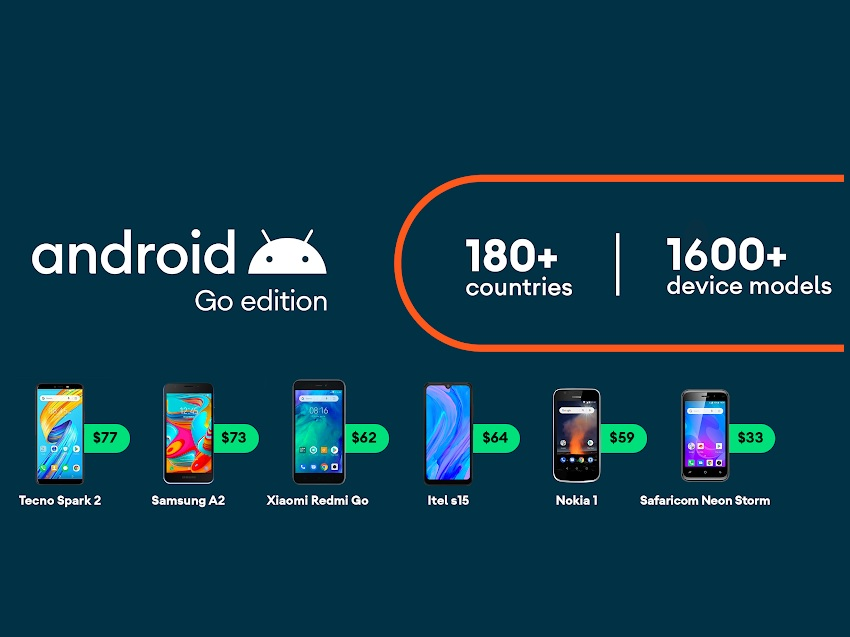 google, android, android 10, android 10 go edition
