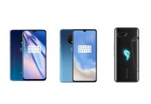 oneplus, oneplus 7, oneplus 7t, rog phone 2, comparison