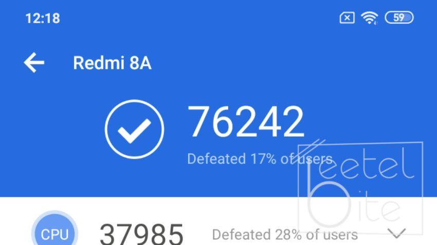 Xiaomi, Redmi, 8A, AnTuTu