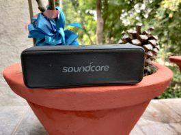 soundcore, anker, bluetooth speaker