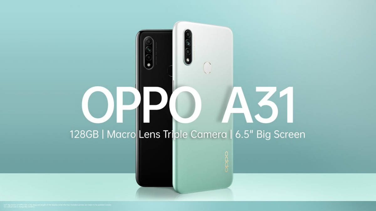 Oppo, Oppo A31, Oppo A31 specifications, Oppo A31 price, Oppo A31 price in India, Oppo A31 specs, Oppo A31 offers, Oppo A31 availability, Oppo A31 launch, Oppo A31 India launch