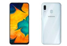 Samsung Galaxy A30, Android 10, One UI 2, Samsung India, Samsung