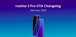 realme, realme 3 pro, realme 3 pro update