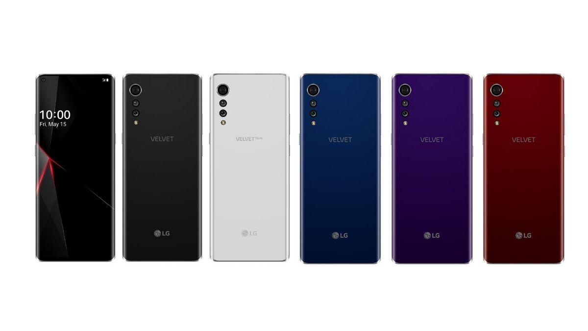 LG Bakal Luncurkan Seri Smartphone Baru Bernama Velvet