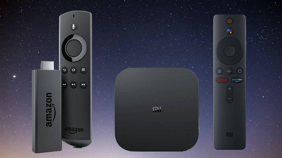 Xiaomi, Mi Box 4K, Mi Box 4K Price in India, Mi Box 4K Specifications, Amazon, Amazon Fire TV Stick 4K, Android TV