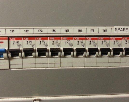 RCCB, circuit breaker